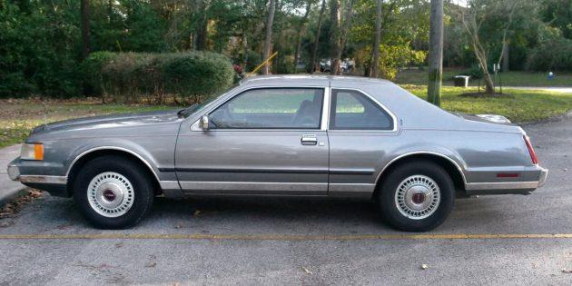 BMW Turbo Diesel: 1984 Lincoln Mark VII Diesel