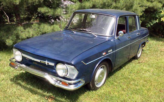 32,000 Mile R-10: 1967 Renault 10