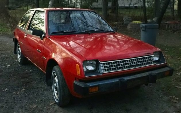 $1,000 OBO: 1982 Plymouth Champ