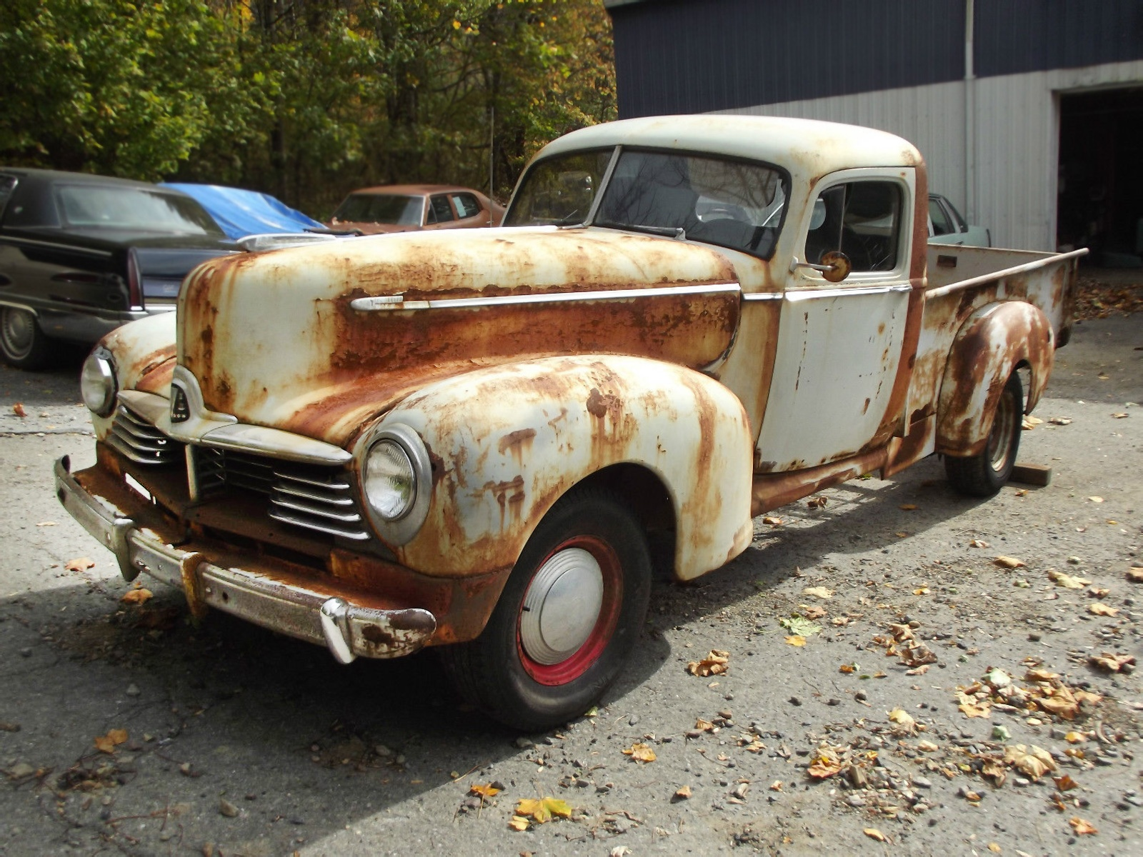 Hey Big Boy 1946 Hudson C 28 Pickup
