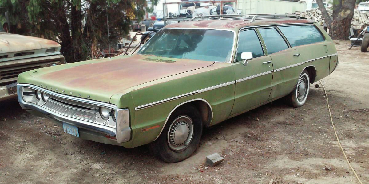 1971 plymouth fury station wagon