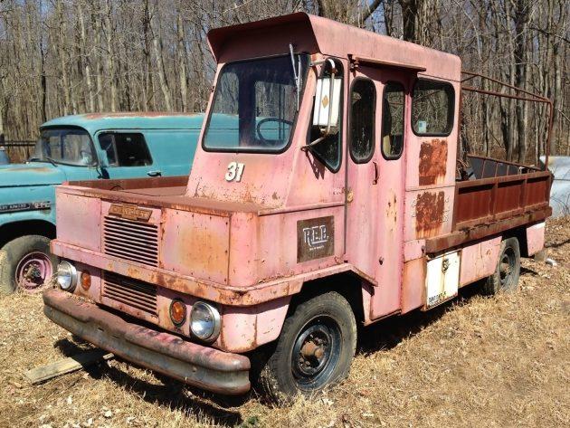 Offset Oddball: 1965 Chevrolet Pipe Truck