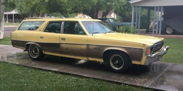 Second to the Last: 1973 AMC Ambassador Wagon