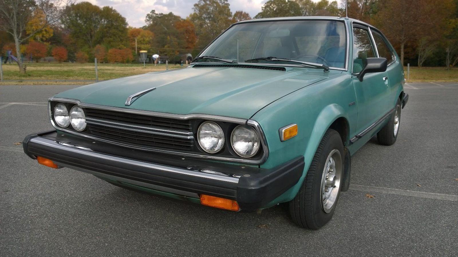 Made in japan 1981 honda accord lx for Honda accord models