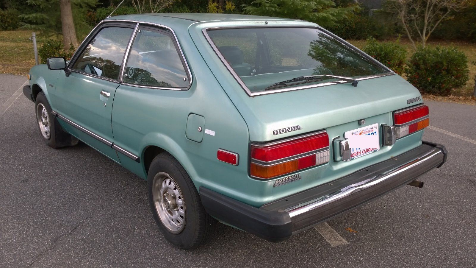Made in Japan: 1981 Honda Accord LX