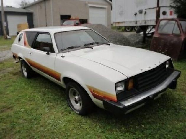 Porthole Pony: 1979 Ford Pinto Cruising Wagon