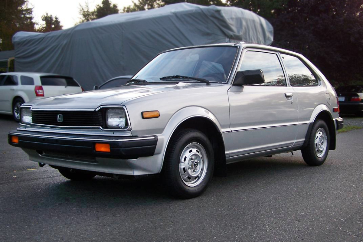 Civics Lesson: 1983 Honda Civic 1500 DX