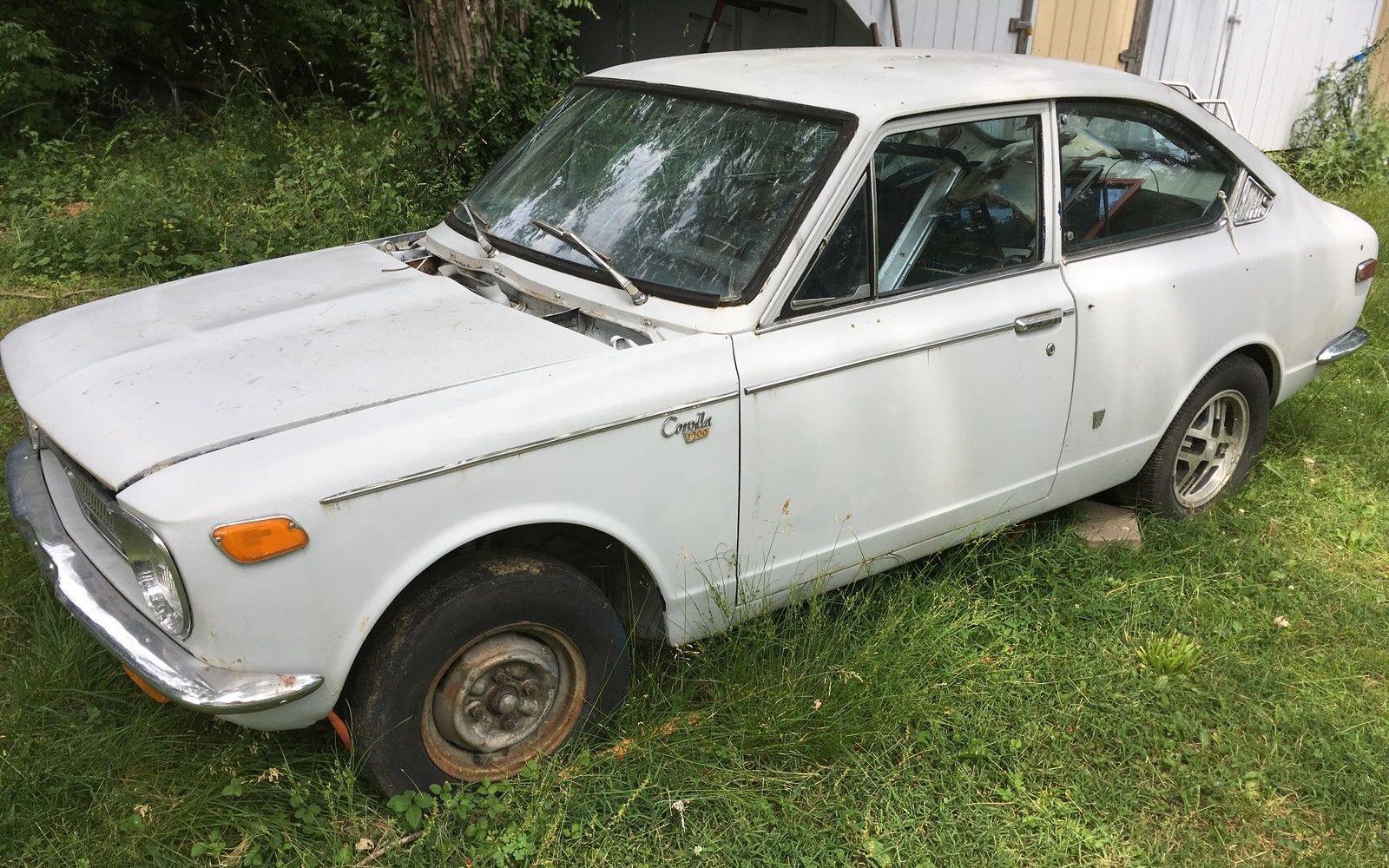 Kekurangan Toyota Corolla 1970 Tangguh