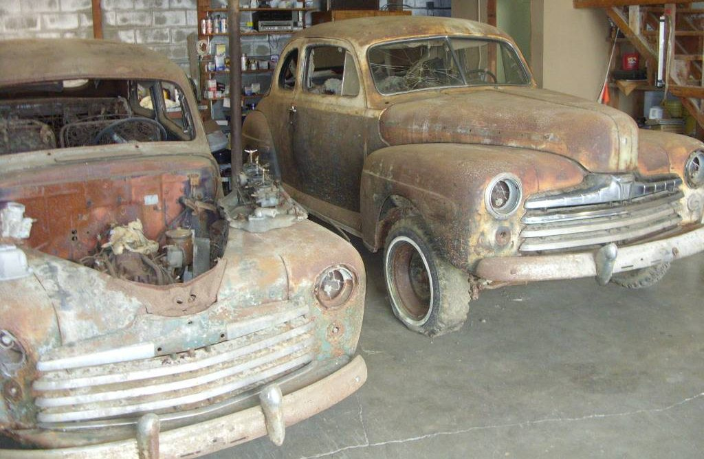 Jerry Auto Sales >> 1941 To 1948 Ford Coupes | Autos Post