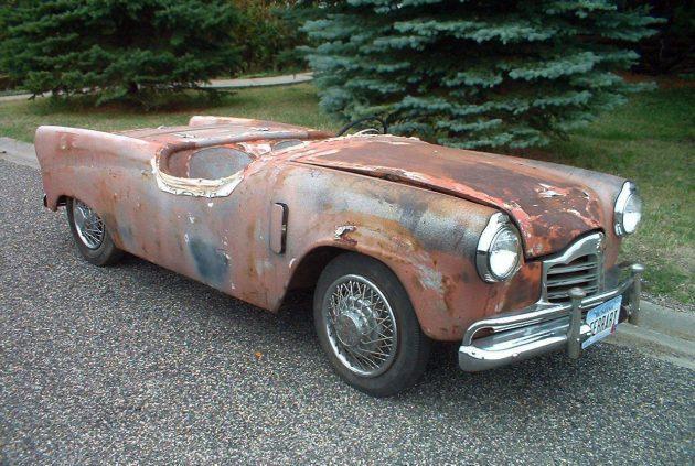 Custom Kit of Parts: 1957 Nackardbaker