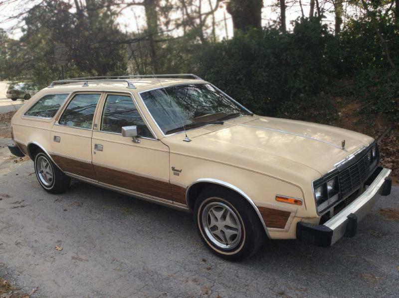 2500 1982 AMC Concord DL Wagon