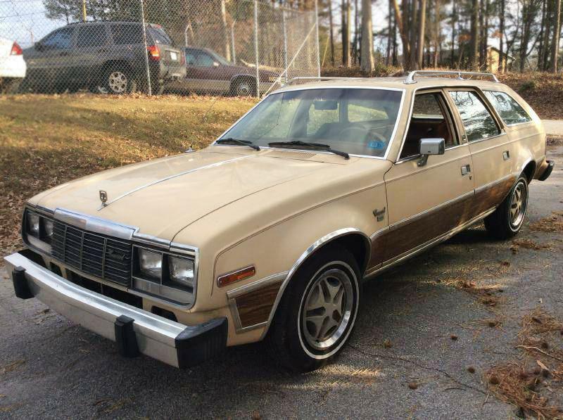 $2,500! 1982 AMC Concord DL Wagon