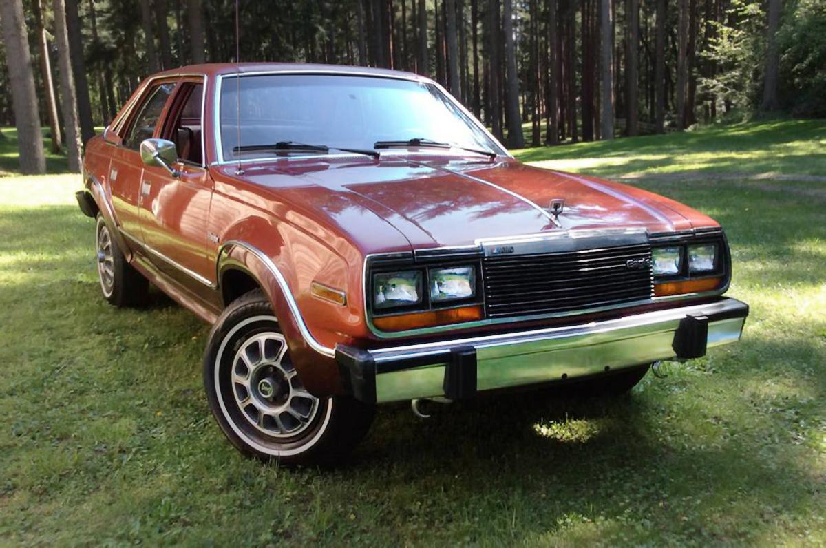 9 000 1980 Amc Eagle Sedan