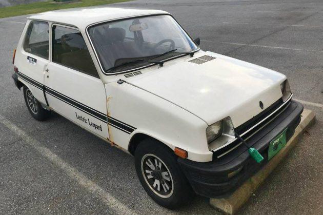 LeLectric Car: 1980 Lectric Leopard