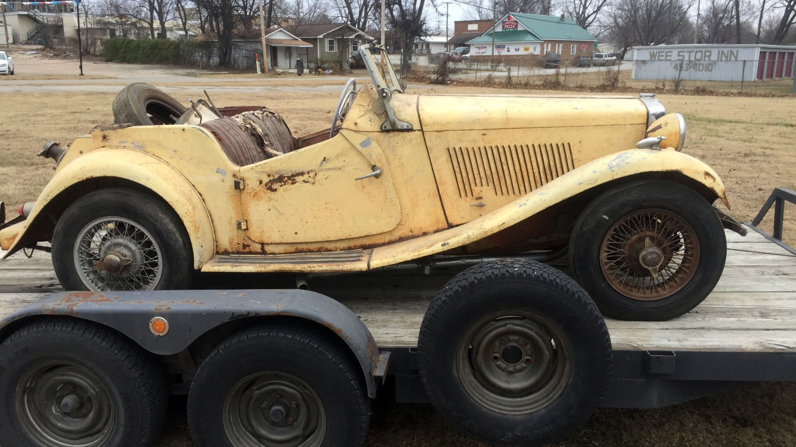 Cars For Sale In Arkansas >> Judson Power: 1953 MG TD