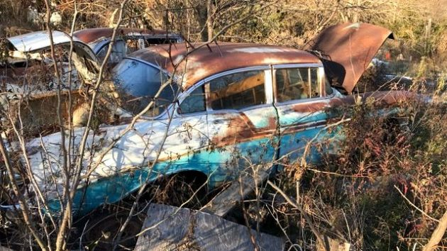 Country Find: 1956 Chevrolet 210
