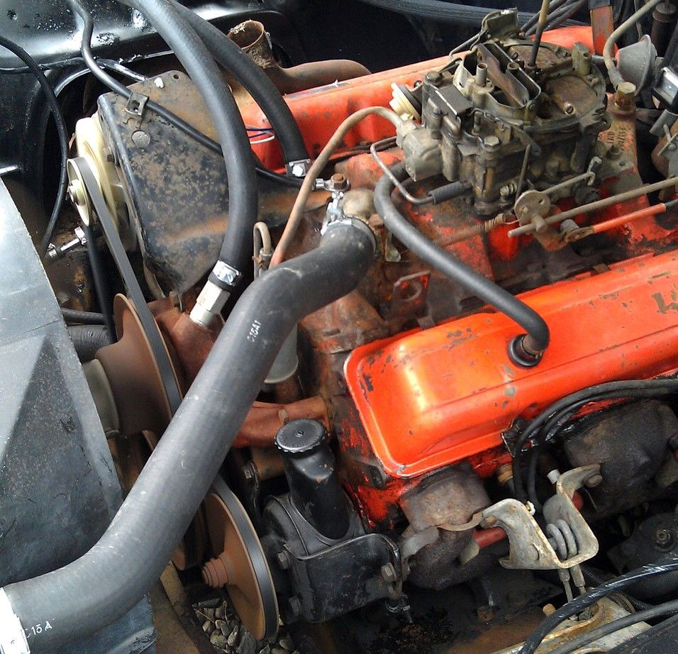 It is going to need the new included wiring harness installed. This small  block was rated at 255 horsepower from the factory, ...