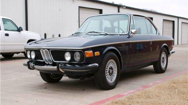 Honest Autobox: 1973 BMW 3.0CS