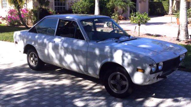 Cheap Italian: 1974 Fiat 124 Sport Coupe