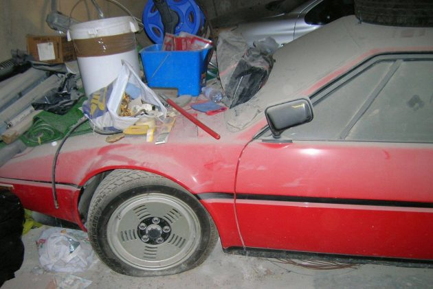 Rare Supercar Uncovered: 1981 BMW M1
