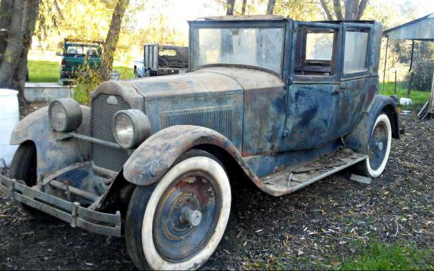 92 Years Young: 1925 Packard