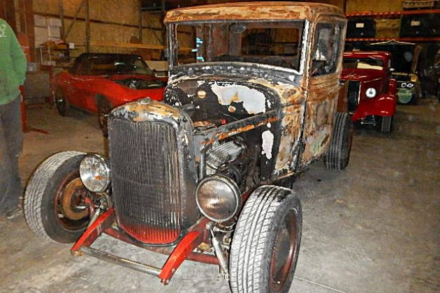 Smoking Hot Deal: 1932 Ford Pickup