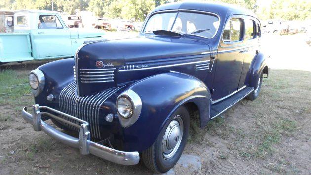 Reasonably Priced Survivor: 1939 Chrysler New Yorker