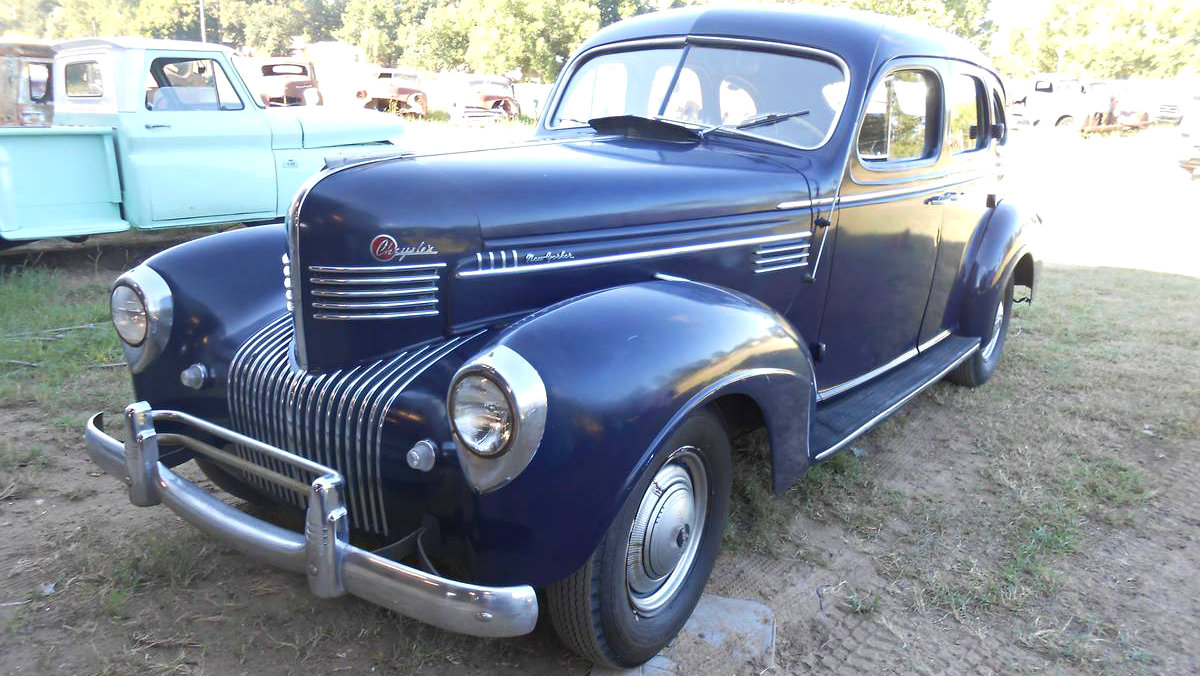 Reasonably Priced Survivor 1939 Chrysler New Yorker