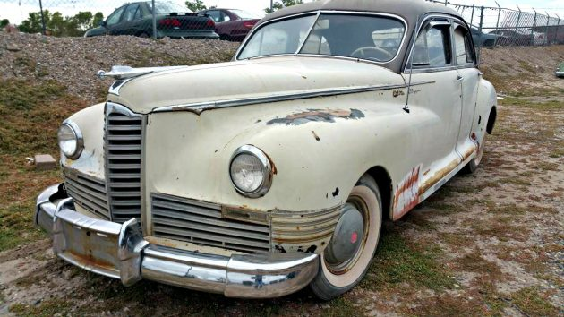 Affordable Iron: 1947 Packard Deluxe Clipper