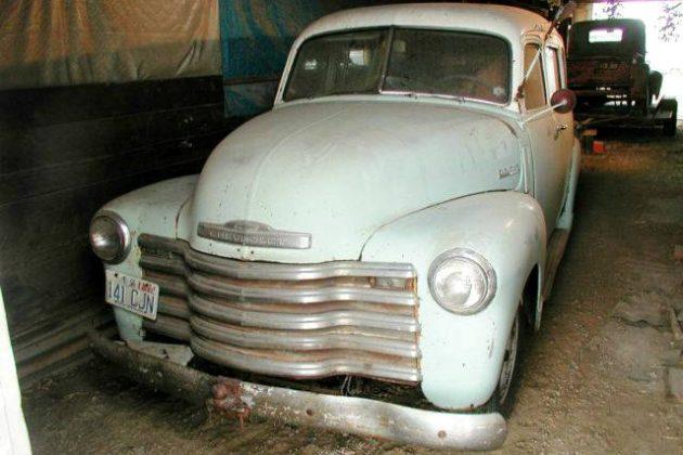 Cheap Driver: 1948 Chevrolet Suburban