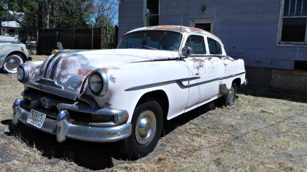 Reasonably Priced:1953 Pontiac Chieftain