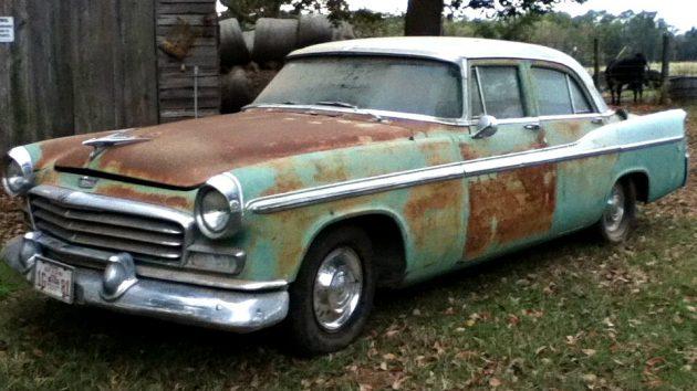 Solid And Affordable: 1956 Chrysler Windsor