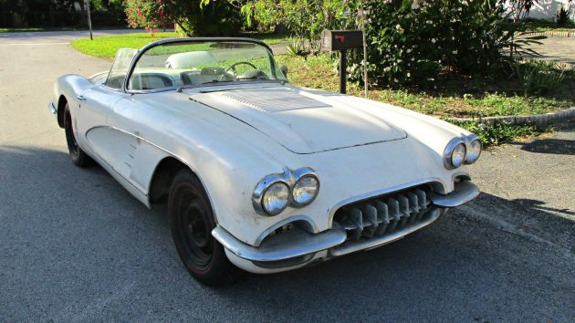 Sleeping Fuelie: 1959 Chevrolet Corvette
