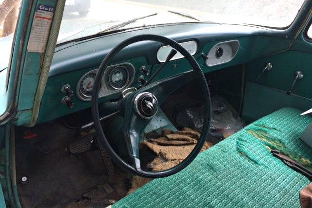 Teal Steal 1959 Studebaker Lark Wagon