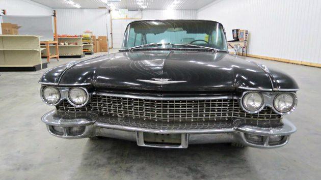 Finned Survivor: 1960 Cadillac Fleetwood Series 75 Sedan