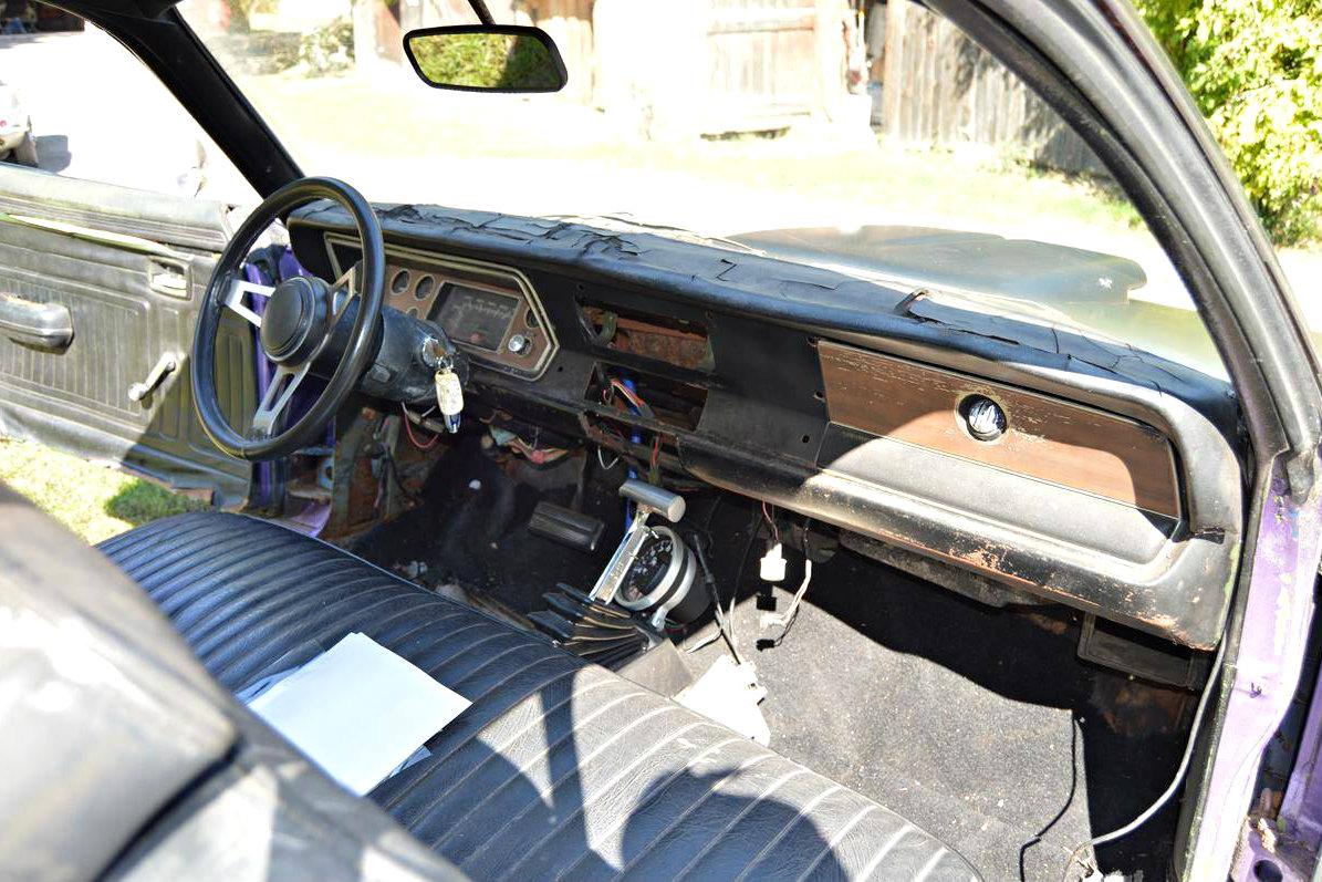Plum Crazy Original: 1973 Dodge Dart Sport 340