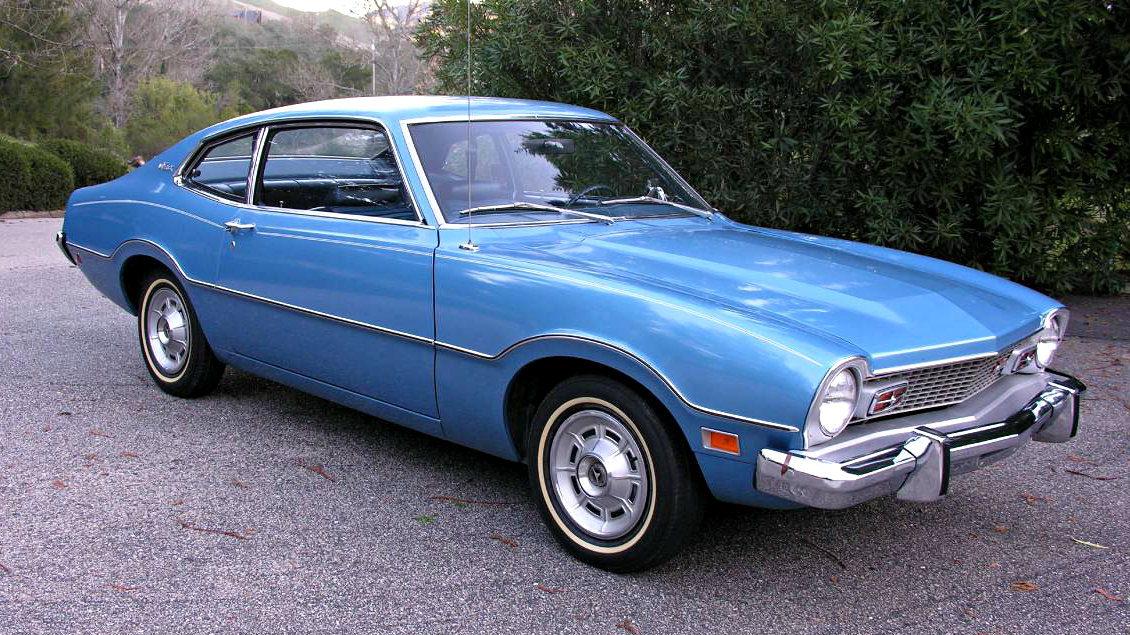cherished equestrian 1973 ford maverick Ford Fairlane Car