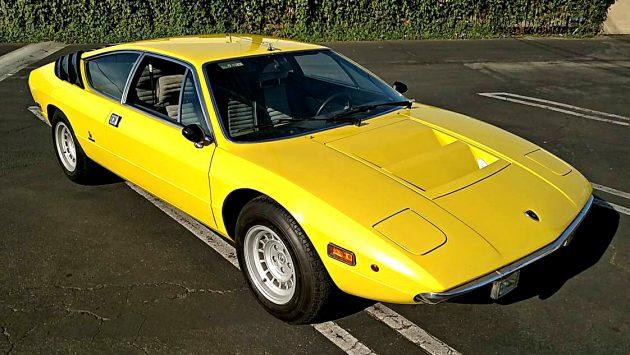 Bull's-Eye: 1975 Lamborghini Urraco