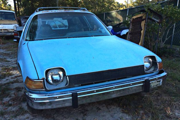 Cheap Fishbowl On Wheels: 1977 AMC Pacer Wagon
