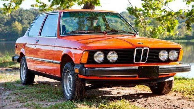 Impressive Survivor: 1977 BMW 320i