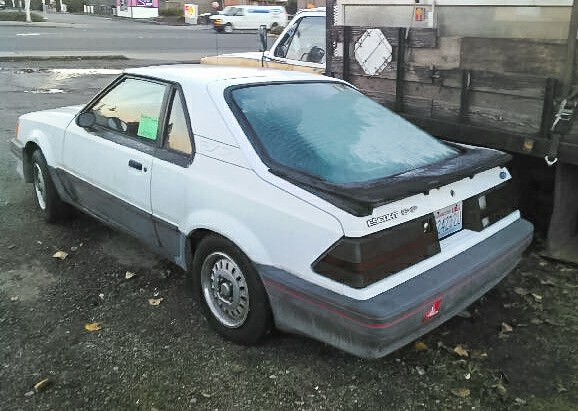 550 1986 Ford Exp
