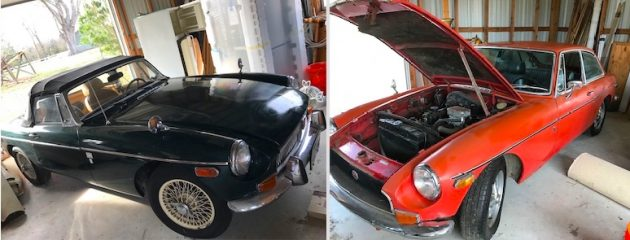 Two For One: MGB and MGB GT