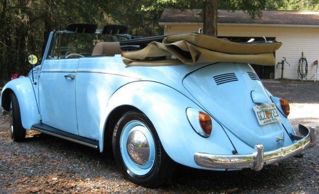 10 Hours Left! Garage-Sale Find '63 Beetle