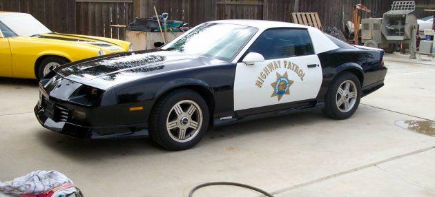 One of 579: 1992 Camaro Highway Patrol