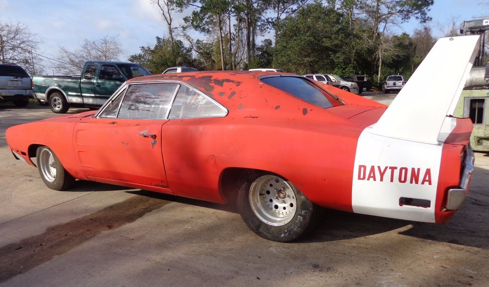 1973 dodge charger daytona  Clone Racer: 1973 Dodge Charger