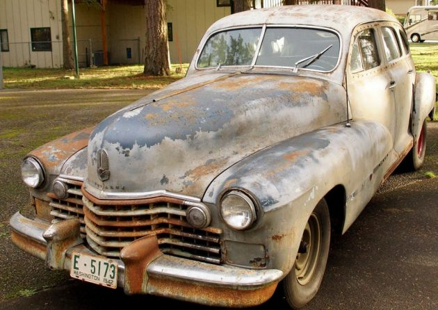 History Included: 1942 Cadillac Series 61 Fastback