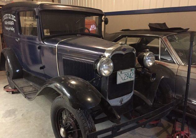 """Heavey"" Duty: 1930 Ford Sedan Delivery"