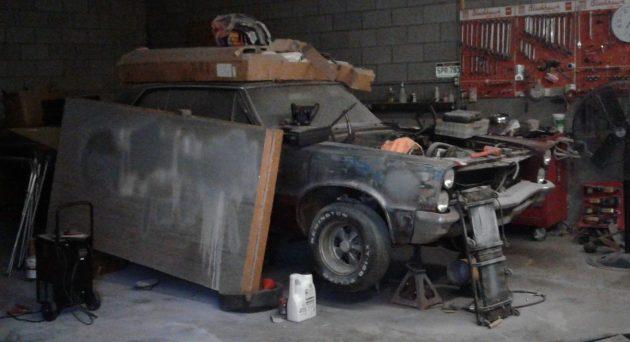 Garage Goat: 1965 Pontiac GTO