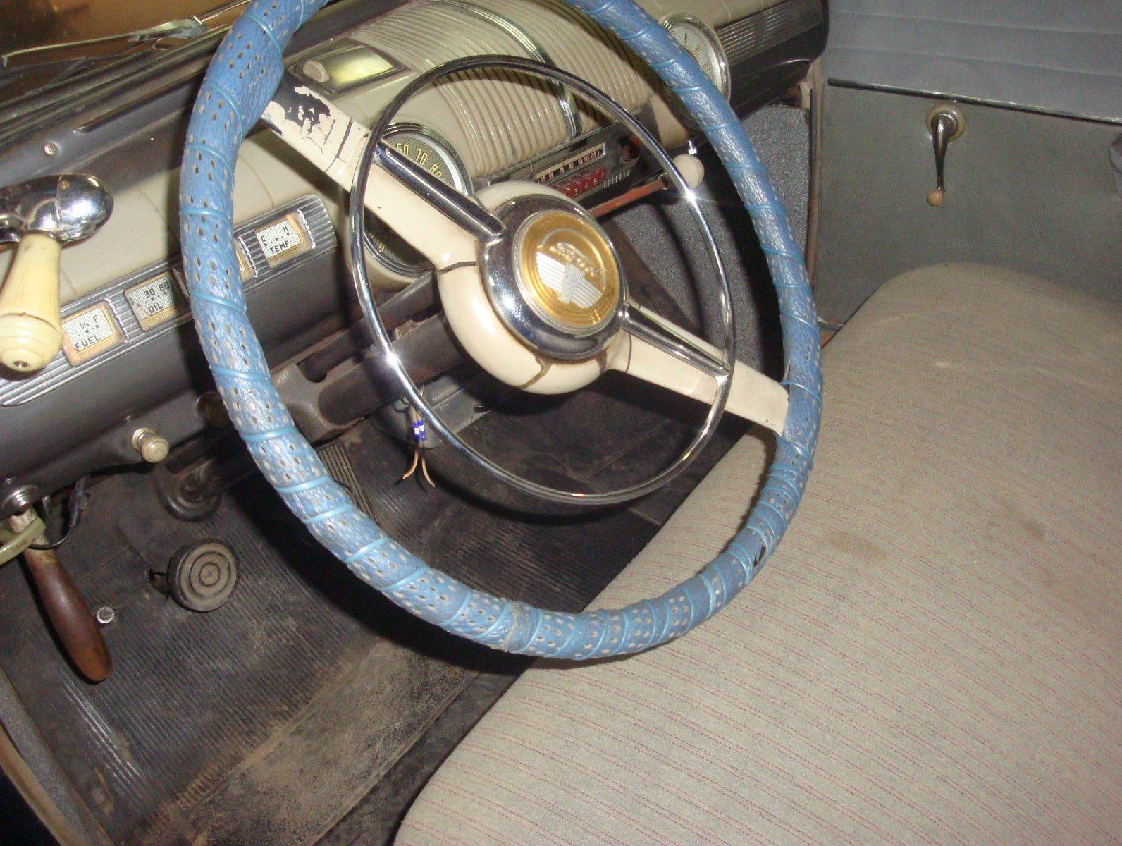 Prewar Style: 1948 Ford Super Deluxe