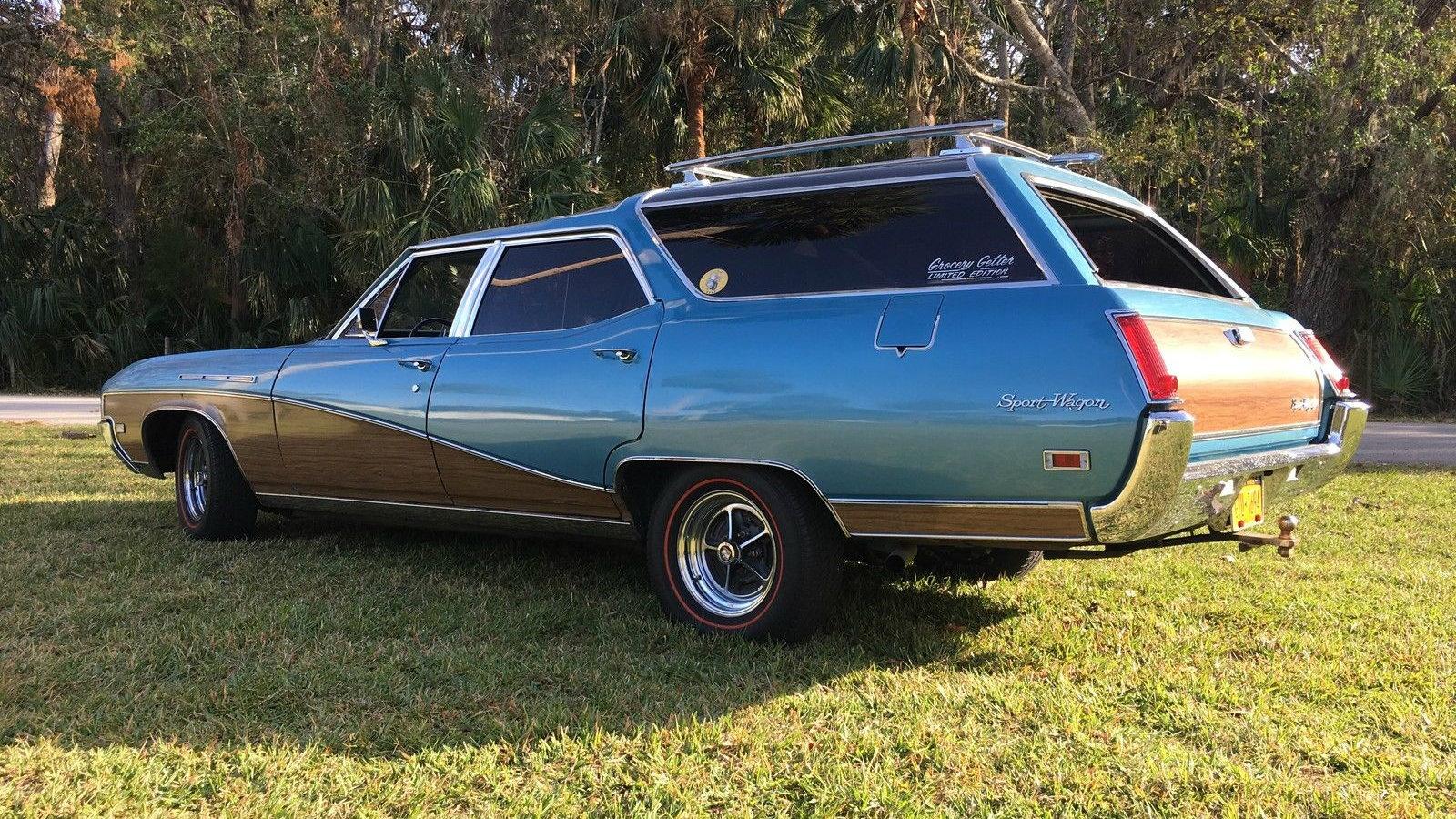 1968 Buick Sport Wagon In Sunshine